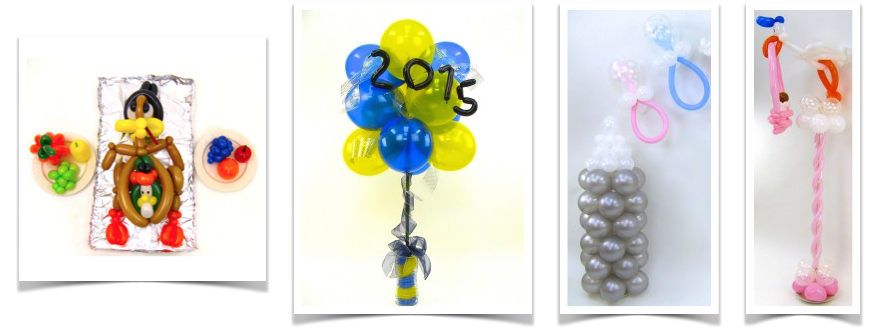 Balloon Animals Palm Beach Balloon Decor Site Pic